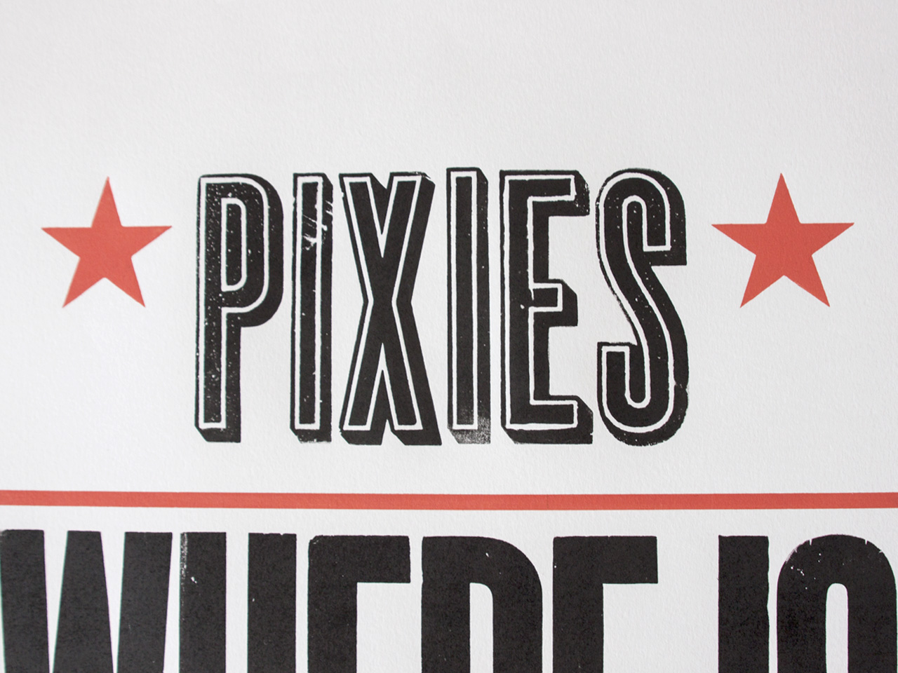 Pixies: Where is my mind? [detalle]